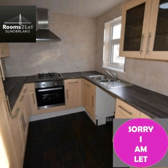 rooms to rent sunderland